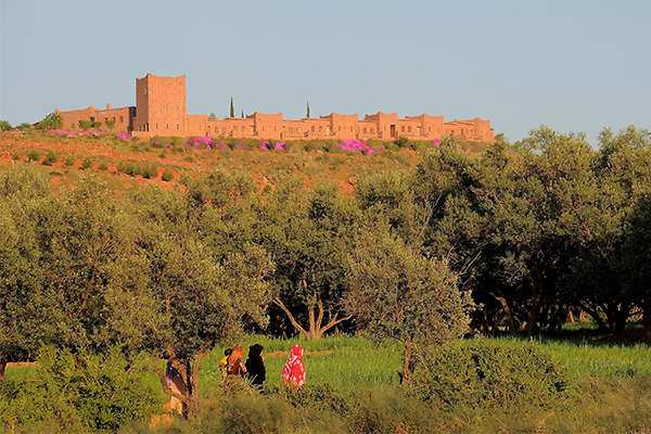 Welcome to Kasbah Angour Atlas Mountains Hotel & Restaurant