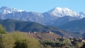 Kasbah Angour Atlas Mountains Hotel