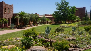 Gardens to Adrar Superior rooms