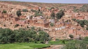 Azrou village