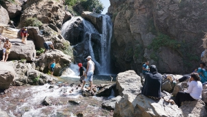 Waterfalls Imlil