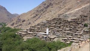 Ikkiss village
