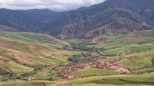 Foudrar & Ijikene village