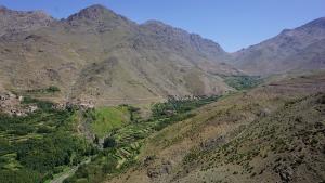 Tachdirt village